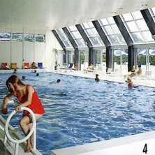 south wing pool