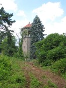 Swannanoa water tower