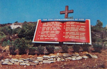 holyland-usa-ten-commandments-1960s