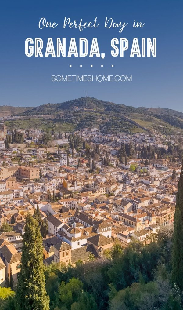 Perfect Day In Granada Spain Andalusia Home