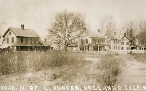 The Last House on Holland Island