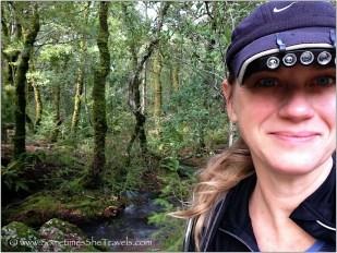 Happy Hiker elissa