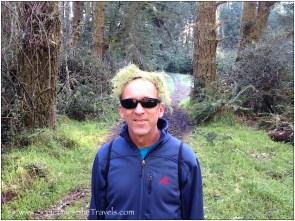 Spanish moss wig