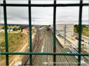 Approaching Burgos