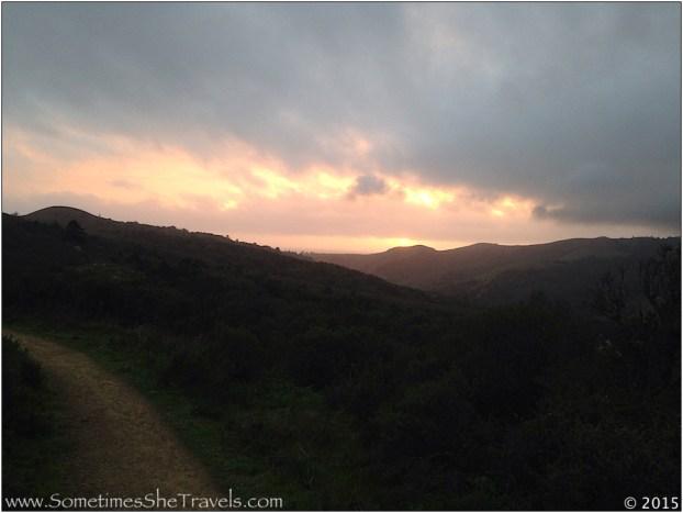 Diaz Ridge Sunset 1