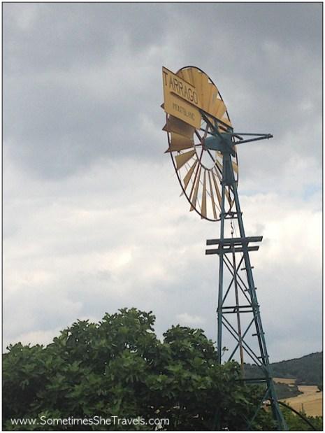 Day 6: windmill