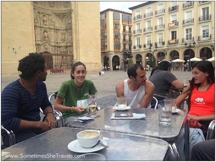 Camino de Santiago: Pilgrim Coffee Hour