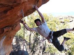Goshen hanging in