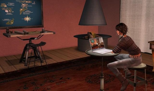 Yordie Sands @ Blogging in Second Life 2014