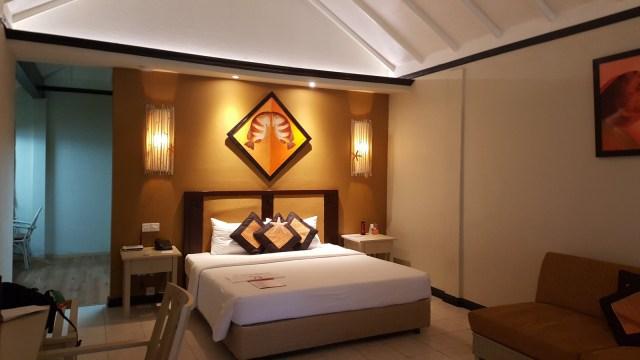 Superior room at Ellaidhoo
