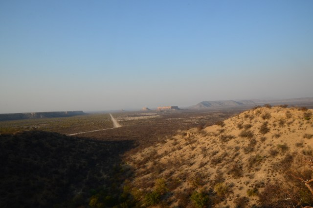 Solo trip through Namibia