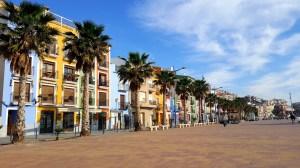 Weekend break under £300 and under 3 hours – Villajoyosa Alicante Spain