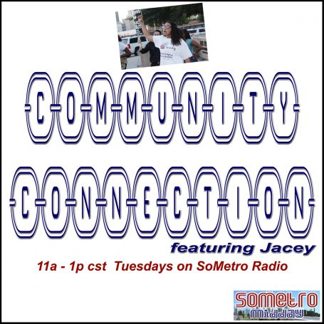 Community Connection ft Jacey May 31 2016 S3E1 – Former Dallas Police Officer Dennis Dotson @Dotti_Nation