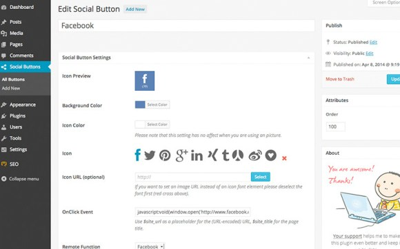 Fixed-WordPress-Social-Share-Buttons-
