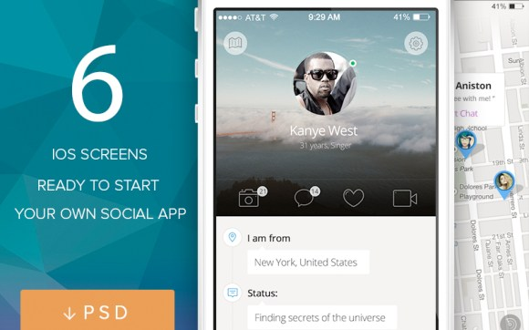 Social-App-iOS