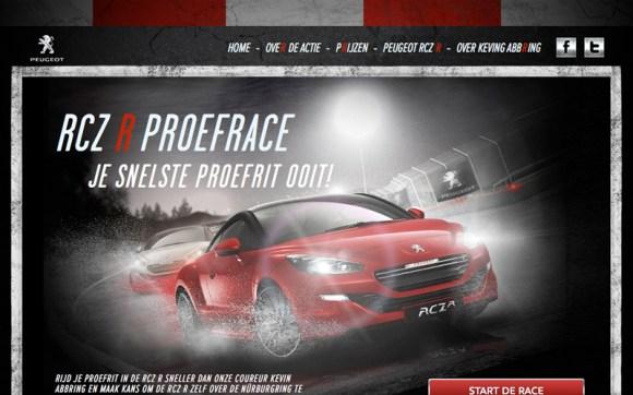 Peugeot-RCZ-TestRace