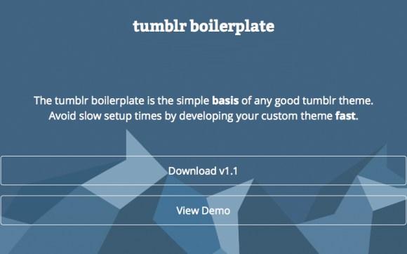 tumblr-boilerplate