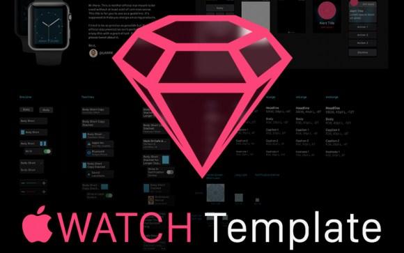 Apple-Watch-GUI-Sketch-Template