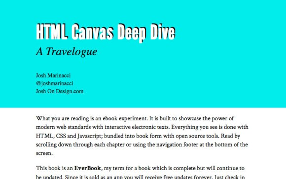 HTML-Canvas-Deep-Dive
