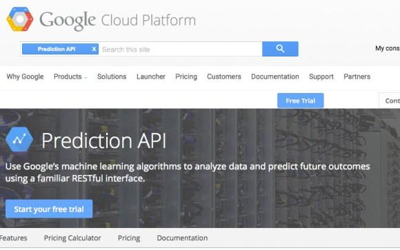 Prediction-API