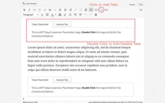Tabsy-Customizer