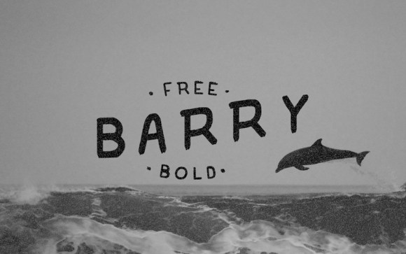 Barry-Bold-Typeface