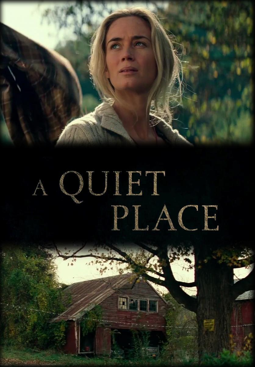 Coming Soon A Quiet Place 2018  SomewhatNerdy