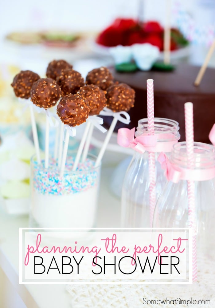 Outside Baby Shower : outside, shower, Outdoor, Shower, (Ideas, Tips), Somewhat, Simple