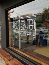 the fish counter