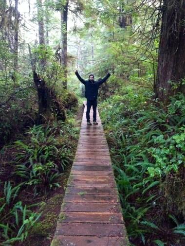 The Nuu-chah-nulth Trail...