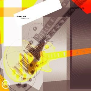 Guitar Sunkissed