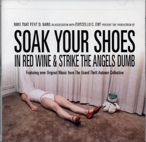 Soak Your Shoes in Red Wine and Strike The Angels Dumb