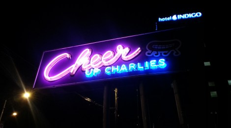 A Night at Cheer Up Charlies with Blushing, Muff, and Soda Lilies in Austin, TX – January 15, 2017