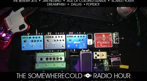 ANNOUNCEMENT: The Somewherecold Radio Hour on DKFM Shoegaze Radio