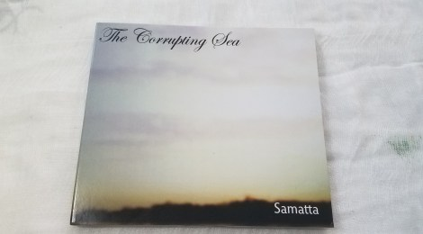 SOMEWHERECOLD RECORDS PRE-ORDER: The Corrupting Sea: Samatta