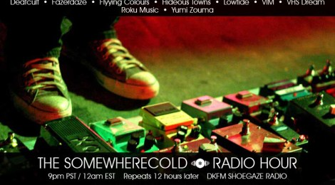 STREAMING NOW: The Somewherecold Radio Hour Episode #3 - Australia and New Zealand