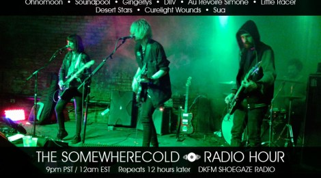 The Somewherecold Radio Hour Episode #8 - New York