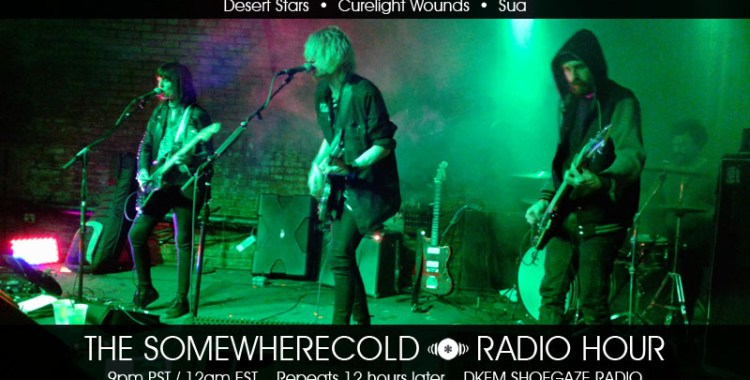NOW STREAMING: The Somewherecold Radio Hour Episode #8 - New York
