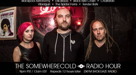 NOW STREAMING! The Somewherecold Radio Hour Episode 11 - The Pacific Northwest