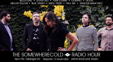 THIS WEDS: The Somewherecold Radio Hour #30
