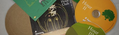 FOR IMMEDIATE PRE-ORDER! A Journey of Giraffes: Hour Club 3 Disc Set!