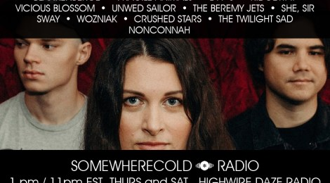 NOW STREAMING: The Somewherecold Radio Hour #38