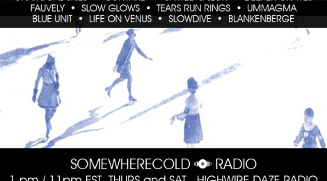 THUS and SAT: The Somewherecold Radio Hour #39