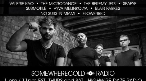 NOW STREAMING: The Somewherecold Radio Hour #42