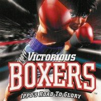 Anime Games 1: Victorious Boxers; Ippo's Road to Glory (PS2)