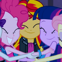 Burned Retinas - My Little Pony Friendship is Magic: Equestria Girls and Rainbow Rocks (Some Spoilers)