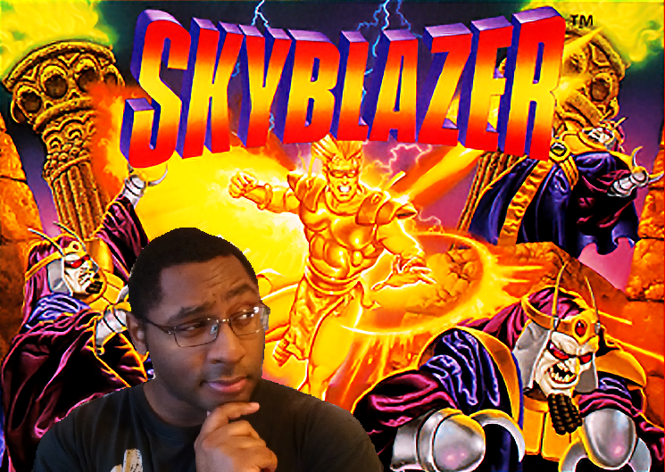 CF Reviews Episode 8 – Skyblazer SNES