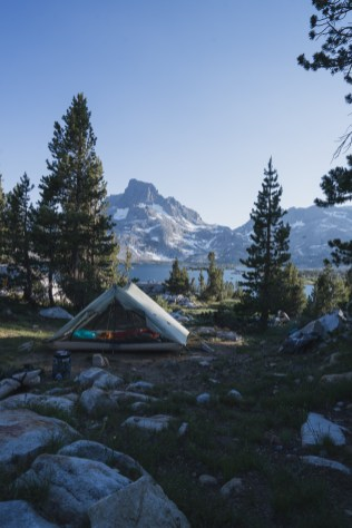 Backpacking Gear For Thru-Hiking | Somewhere Sierra