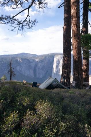 Views From Dewey Point In Yosemite National Park   Somewhere Sierra