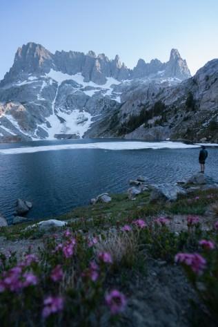 Backpacking Thousand Island Lake, Iceberg Lake, and Ediza Lake   Somewhere Sierra